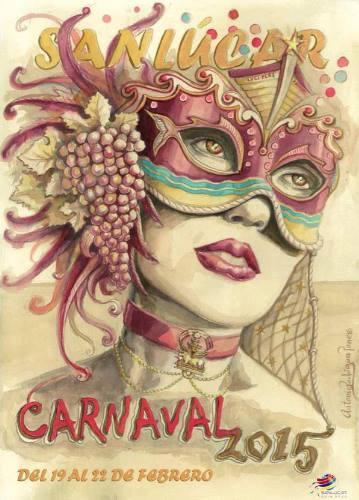 Carnaval de Sanlúcar de Barrameda 2015.