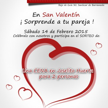 14 de Febrero : Día de San Valentín
