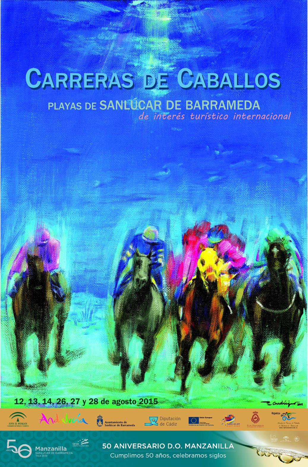 Cartel Carreras 2015